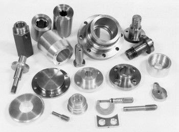 Aluminum / Copper / SS 304 316 Custom CNC Machining Parts for Automobile  Medical Device