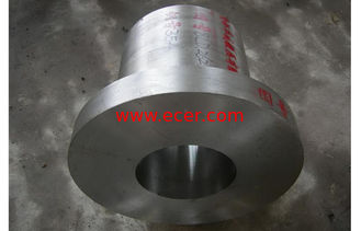 Heat Treatment CNC Machined Parts / Alloy Steel Forgings For Reducer Machinery