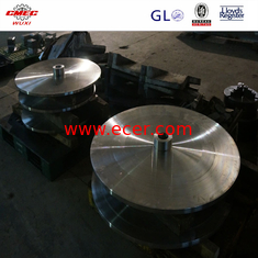Durable CNC Machining Part Welding ASTM Heavy Steel Fabrication For Port Machinery