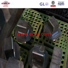 High Precision CNC Machining Parts Welding Heavy Steel Frame ASTM Port Machinery supplier