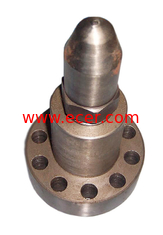 Steel / Aluminium CNC Machined Walking Excavator Parts For Electrical Connector supplier