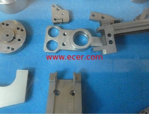 High Precision Metal Parts , Metal Processing Machinery Parts CNC Machined Parts supplier