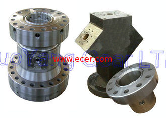China 3.5 Ton Casting Metal CNC Machining Parts and CNC Broaching for the Gear Reducer supplier