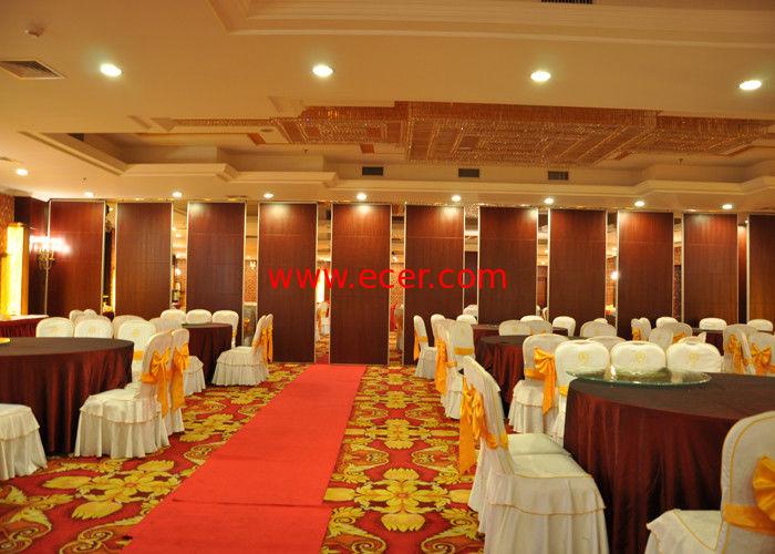 Conference Room tri fold internal doors , Internal Folding Door For Banquet Hall
