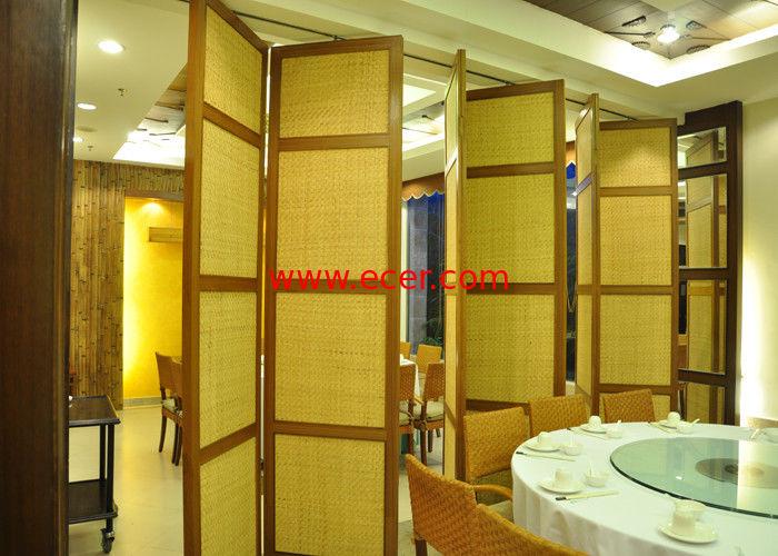 Demountable Partition Folding Internal Doors  Stackable Acoustic Partitions
