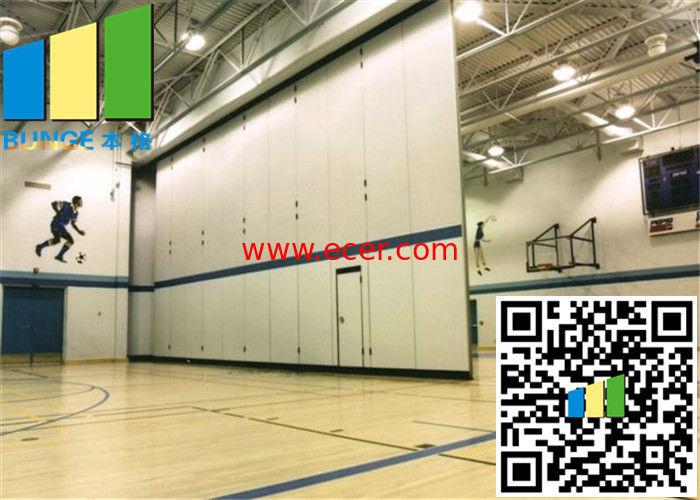 Banquet Hall Aluminum Sliding Glass Doors Fabric Operable Walls