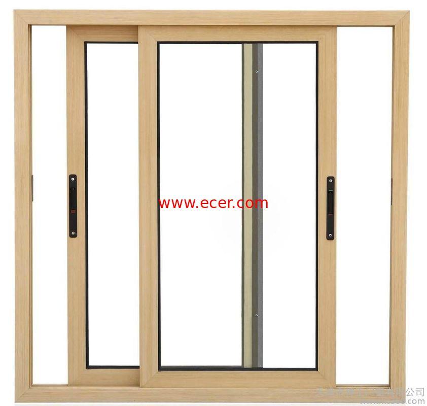 Horizontal Sliding Window : Mm thickness horizontal slider window small aluminum