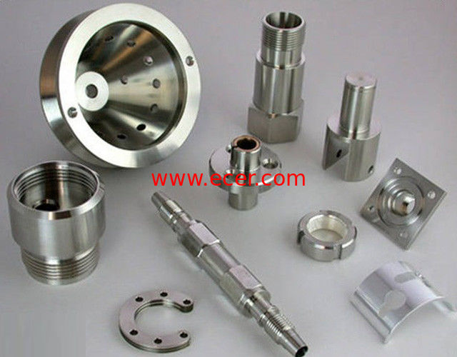 China Copper Turned Parts CNC Machining With CNC High - Speed Engraving Machine , OEM factory