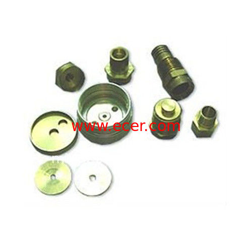Aluminum CNC Machining Parts Painting , Polishing , Electroplating, Spraying