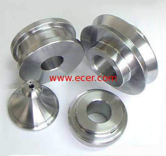 Brass Precision Turned Parts CNC Machining Parts With Electroplating , Spraying Crafts