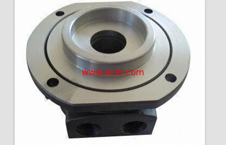 AISI Alloy Steel CNC Machined Parts , Customized Forging Hydraulic Press Forgings