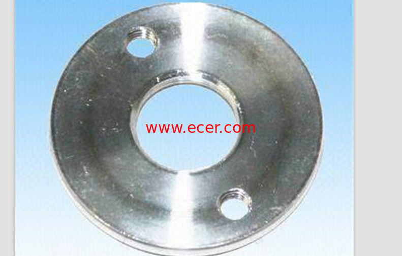 JIS CNC Machined Parts / Carbon Steel Forgings For Machinery , Ring Roll Forgings