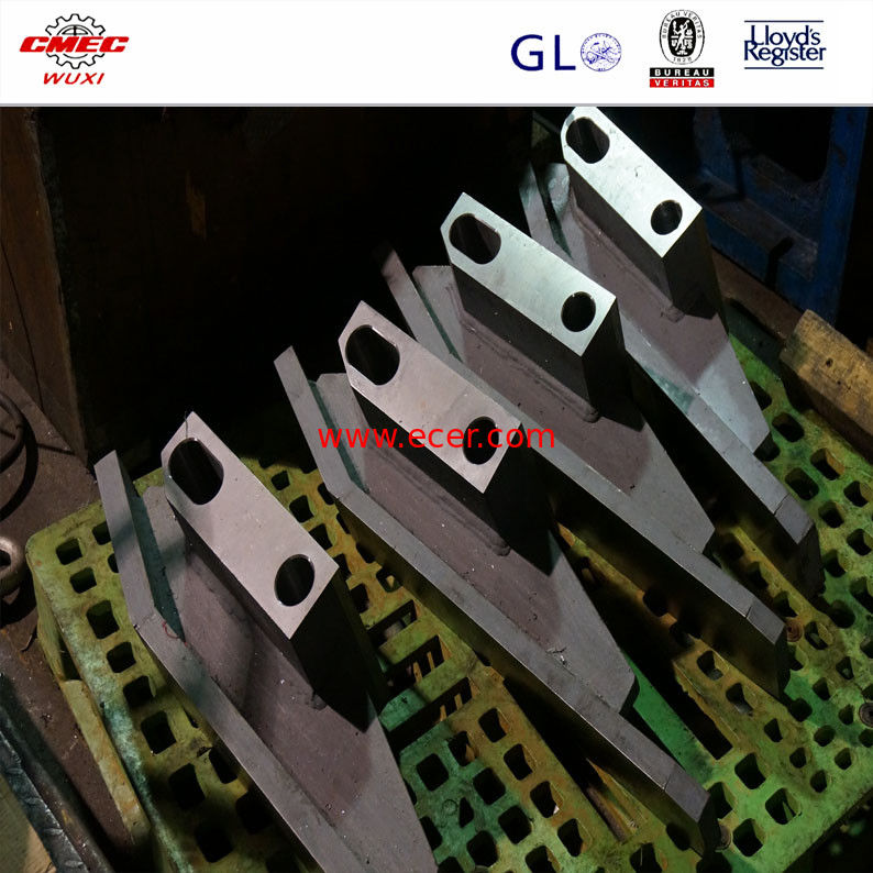 Customized Precision CNC Machining Part , Fabrication Welding Heavy Steel Frame