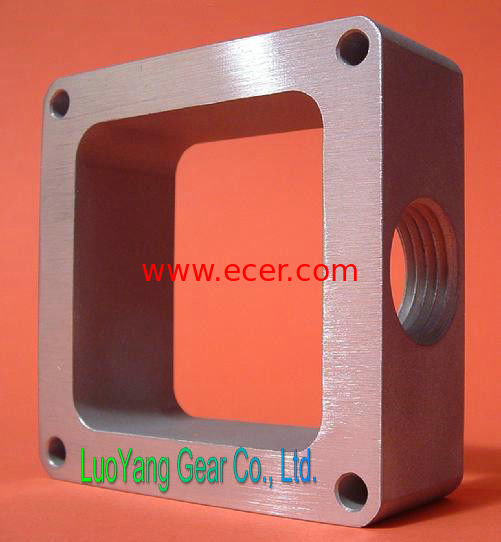 Industrial Precision Steel Casting CNC Turning Parts For Oil Equipment Project