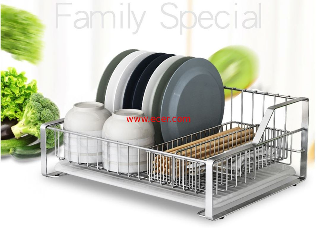 Stylish Sturdy Wire Basket For Kitchen Storage , LS-907 Ss Kitchen Basket  supplier