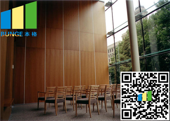 China Banquet Hall Varifold Acoustic Commercial Sliding Door For Function Room distributor