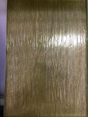 China 10mm Clear Wire Mesh Laminated Art Glass Security Solid For Indoor distributor