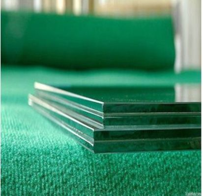 China 8mm Glass Building Material Insulated Tempered Laminated Glass 2400 × 3600mm distributor