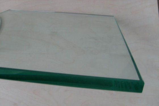 12mm Glass Building Material Curved Clear Laminated Glass For Curtain Wall