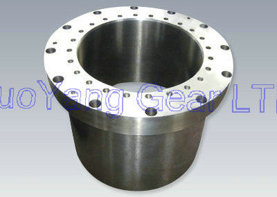 Industrial Precision Machining Parts / Aluminum cnc milling machine components high precision